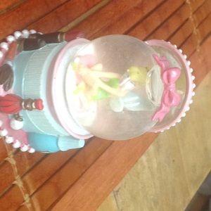 Tinkerbelle water globe